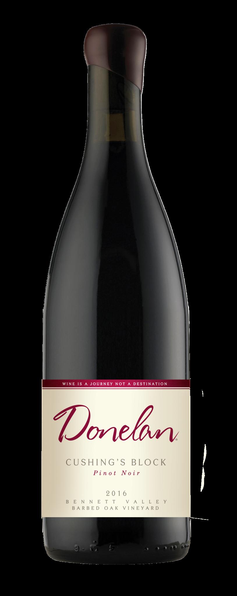 """Donelan Pinot Noir """"Cushing"""" 2015 - 750ml"""