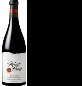 "Robert Craig ""Black Sears Vineyard"" Howell Mountain Zinfandel 2014 - 750ml"