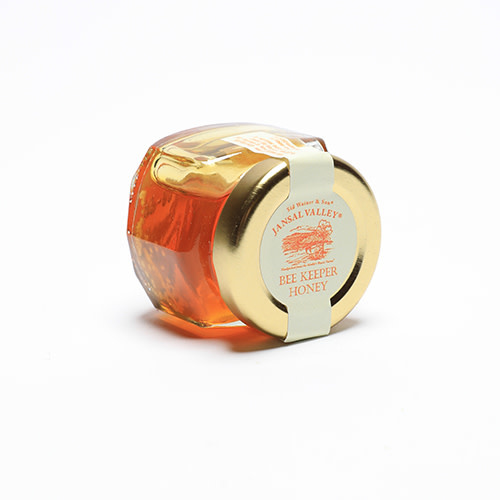 Jansal Valley Beekeeper Honey 2 oz