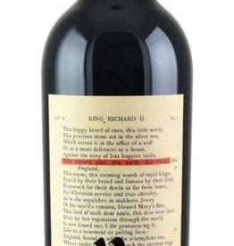 "Realm Vineyards Cabernet Sauvignon ""The Bard"" 2016 - 750ml"