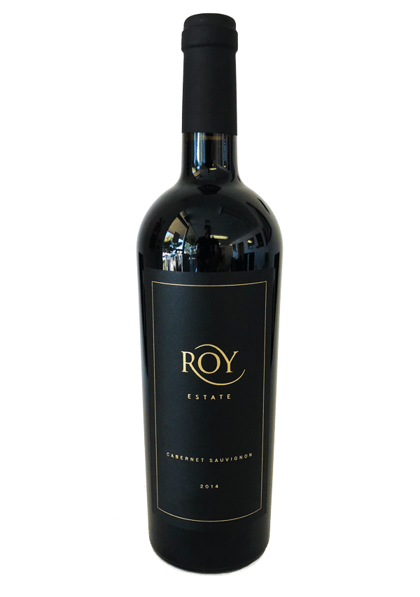 Roy Estate Cabernet Sauvignon 2014 - 750ml