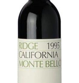 Ridge Montebello 1995 - 750ml