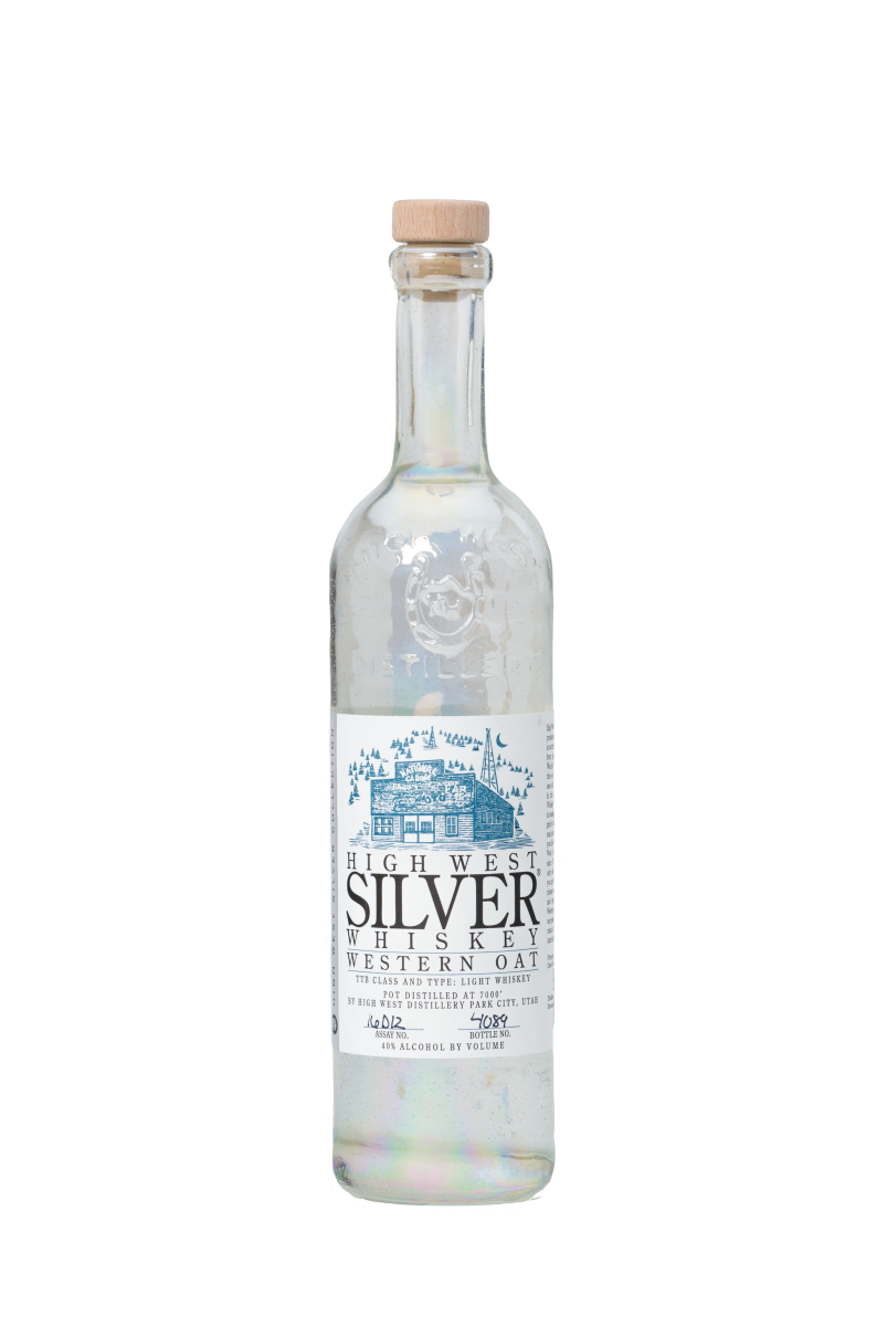 High West Silver Whiskey Western Oat 750ml