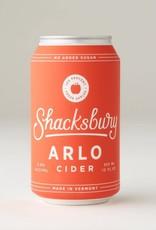 "Shacksbury Cider ""Arlo"" Cans 4pk - 12oz"