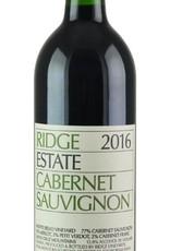 Ridge Cabernet Sauvignon 2016 - 750ml
