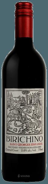 Birichino Zinfandel Saint Georges Old Vine 2017 - 750ml