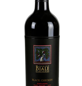 "Robert Biale Zinfandel ""Black Chicken"" 2017 - 750ml"
