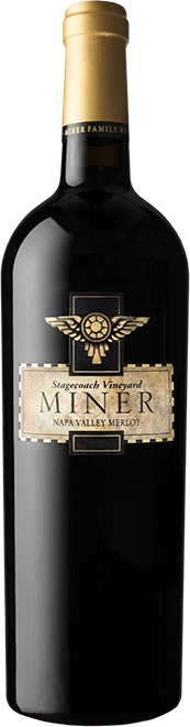 "Miner Merlot ""Stagecoach Vineyard"" 2012 - 750ml"