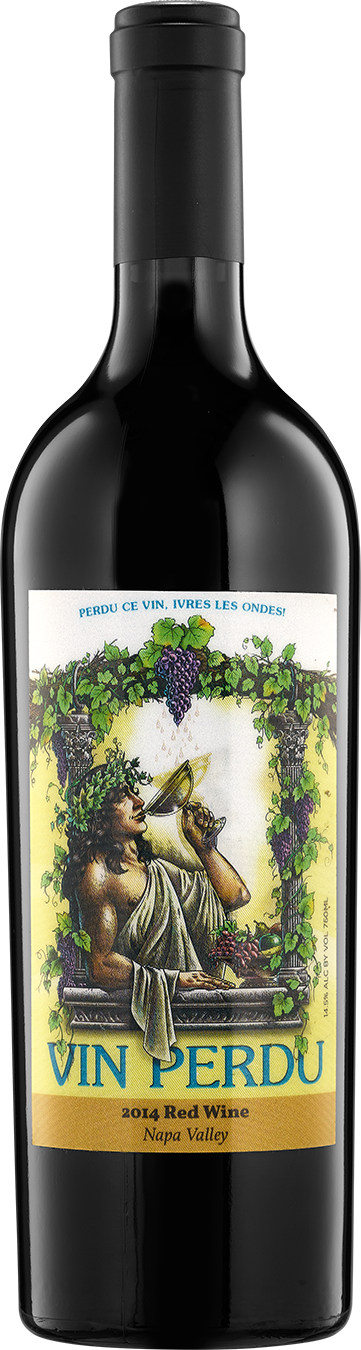 "Amuse Bouche ""Vin Perdu"" Red 2014 - 750ml"