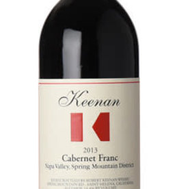 Robert Keenan Cabernet Franc 2014 - 750ml