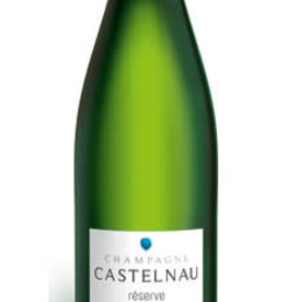 Champagne Castelnau Brut Réserve NV - 750ml