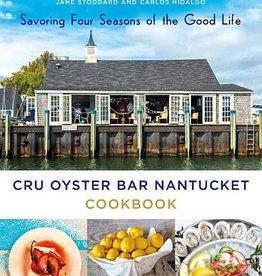 CRU Oyster Bar Nantucket Cookbook