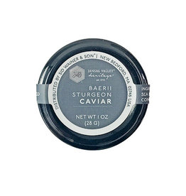 Jansal Valley Baerii Sturgeon Caviar 1 oz