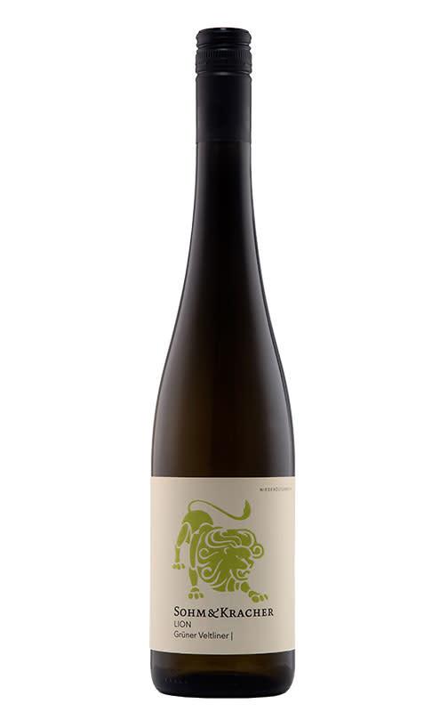 """Sohm & Kracher Grüner Veltliner """"Lion"""" Weinviertal 2019 - 750ml"""