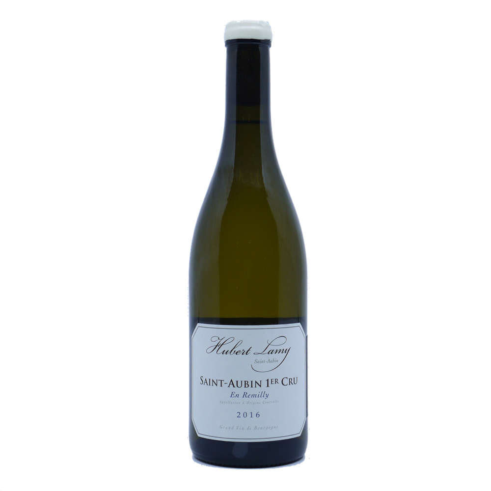 "Hubert Lamy St. Aubin 1er Cru ""En Remilly"" 2016 - 750ml"