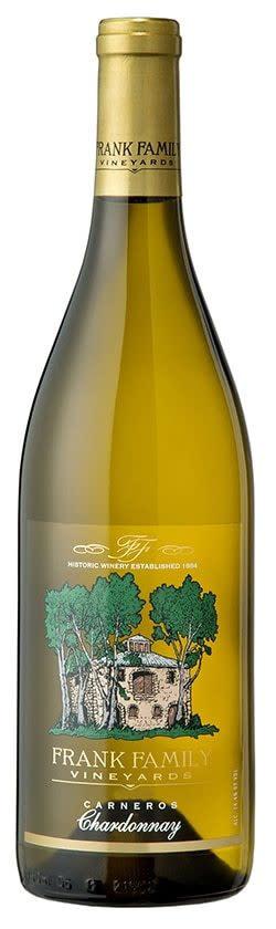 Frank Family Chardonnay Carneros 2019 - 750ml
