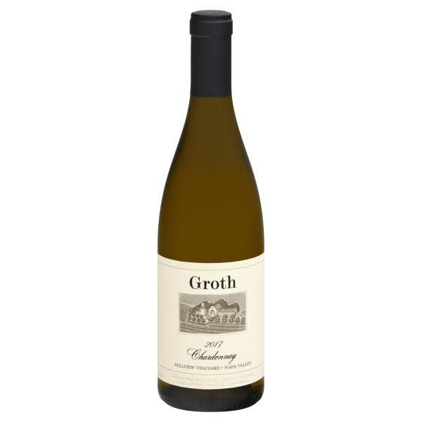 Groth Chardonnay Napa 2017 - 750ml