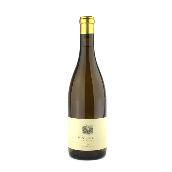 Failla Chardonnay Sonoma Coast 2016 - 750ml