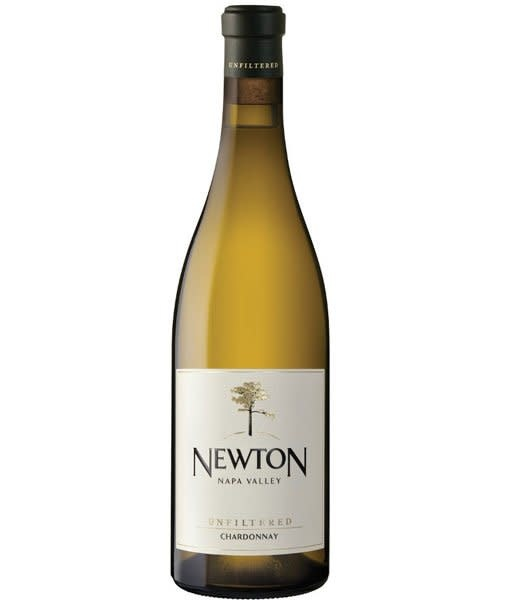 "Newton Chardonnay ""Unfiltered"" Napa Valley 2015 - 750ml"