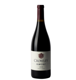 Crowley Pinot Noir Willamette Valley 2017 - 750ml