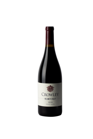Crowley Pinot Noir Willamette Valley 2017 - 750ml