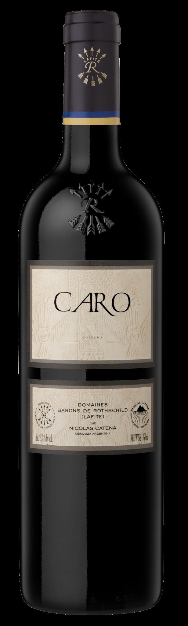 CARO Malbec/Cabernet Sauvignon Blend Mendoza 2015 - 750ml