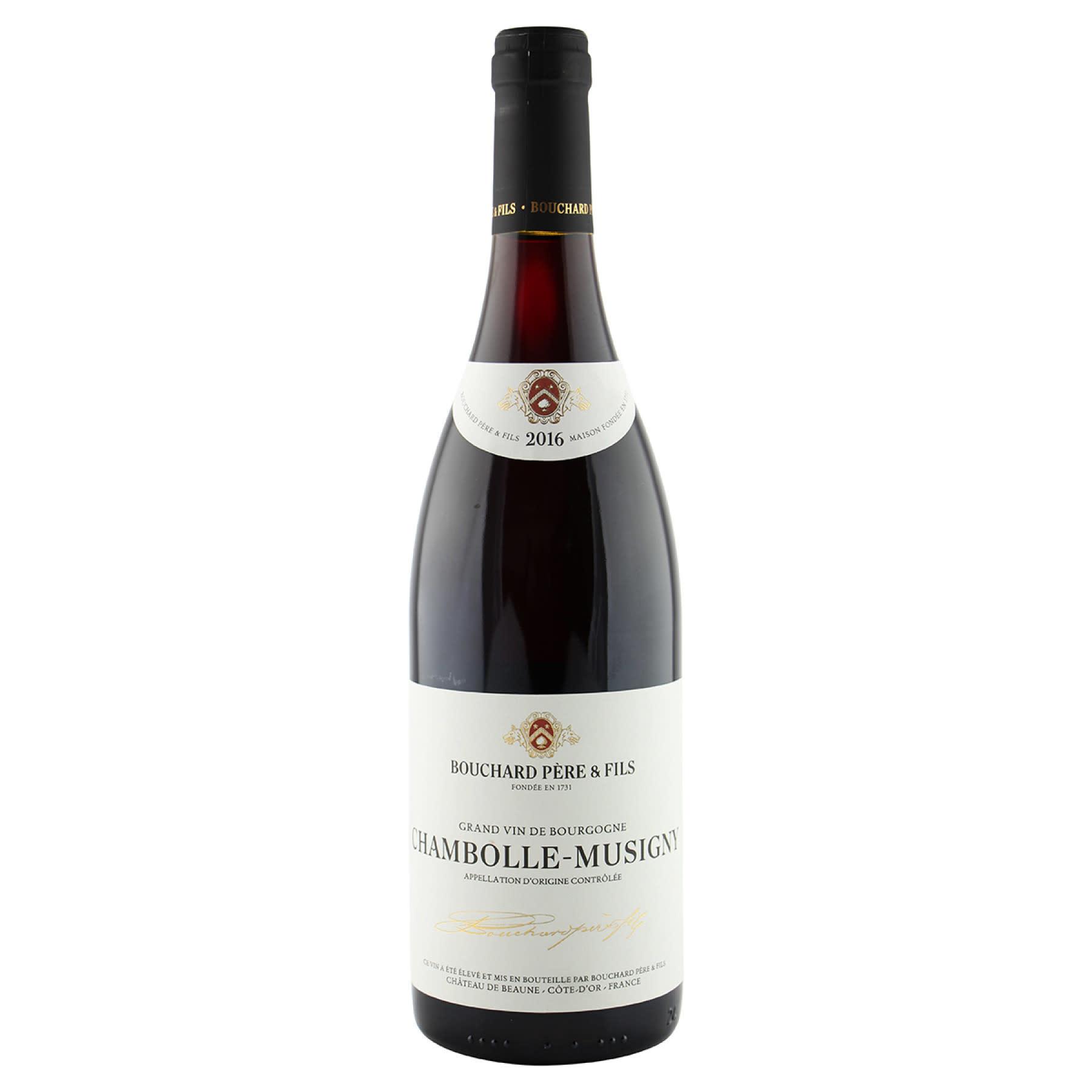 Bouchard Chambolle-Musigny 2017 - 750ml