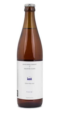 """Maine Beer Company """"Lunch"""" IPA Single - 16.9 oz"""