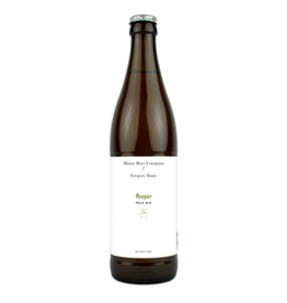 "Maine Beer Company ""Peeper"" Pale Ale Single - 16.9 oz"