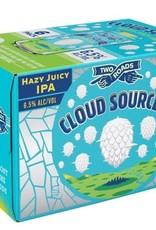 "Two Roads ""Cloud Sourced"" Hazy IPA Cans 6pk - 12oz"
