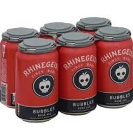 Rhinegeist Bubbles Rose Case Cans 4/6pk - 12oz
