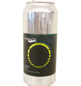 Finback Double Sess(ion) Wheat Beer Case Cans 6/4pk - 16oz