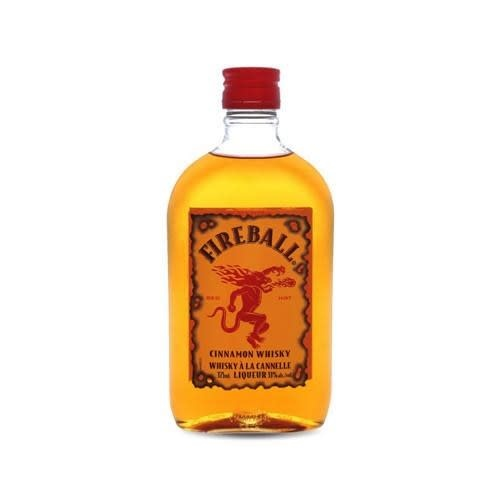 Fireball Cinnamon Whisky 375ml