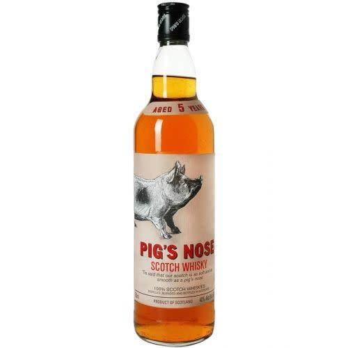 Pig's Nose Scotch 750ml