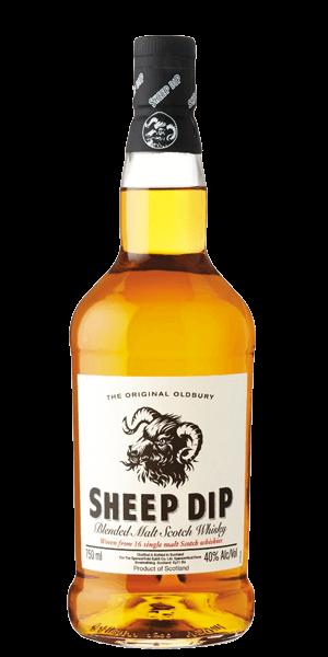 Sheep Dip Blended Scotch Whiskey 750ml