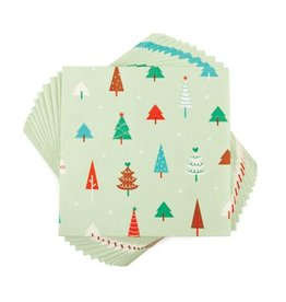 TRUE Cocktail Napkins - Merry Trees