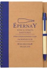 Epernay Tasting Book