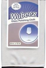Wubeez Glass Polishing Cloth Single