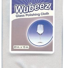 Wubeez Glass Polishing Cloth Single