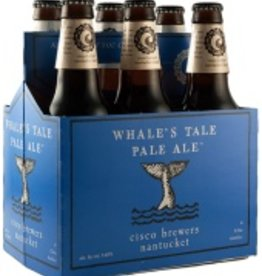 Cisco Brewers Whale's Tale Bottles 6pk - 12oz