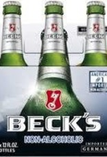 Beck's NA Bottles 6pk - 12oz