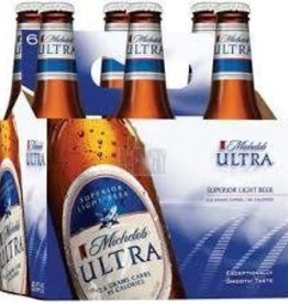 Michelob Ultra Bottles 6pk - 12oz
