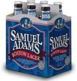 Samuel Adams Lager Bottles 6pk - 12oz