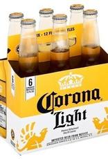 Corona Light Bottles 6pk - 12oz