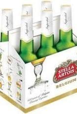 Stella Artois Bottles 6pk - 12oz
