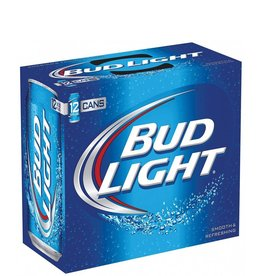 Bud Light Cans 12pk - 12oz