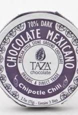 Taza Chocolate Round Chipotle Chili