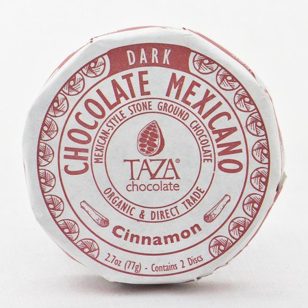 Taza Chocolate Round Cinnamon