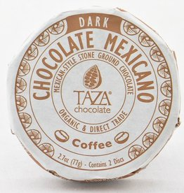 Taza Chocolate Round Coffee