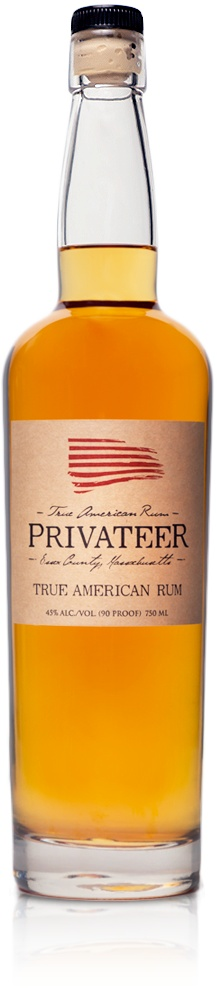 Privateer Amber Rum 750ml